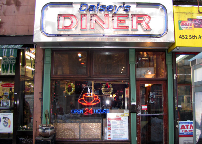 Daiseys Diner NYC 11215   Photo/Picture Gallery   Best Restaurant